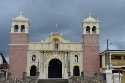 Iglesia Nueva de San Juan Bautista