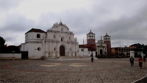 Plaza San Juan Bautista, Comalapa, Chimaltenango