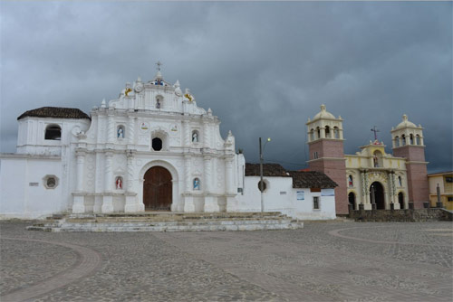 Iglesias en Comalapa