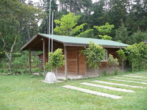Cabaña ubicada en Los Aposentos, Chimaltenango