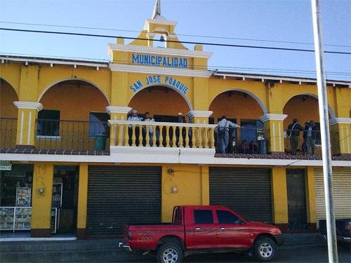 Municipalidad de San Jose Poaquil, Chimaltenango, Guatemala