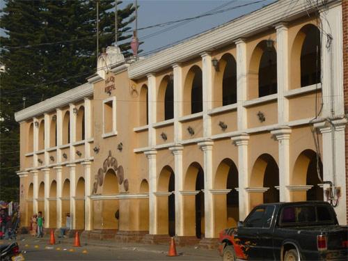 Palacio municipal de Tecpán, Guatemala