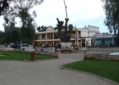 Palacio Municipal de Parramos, Chimaltenango