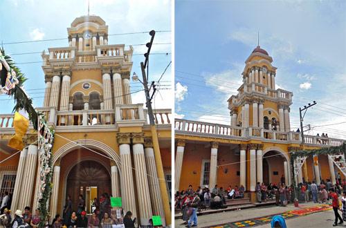 Palacio Municipal de Patzún, Chimaltenango, Guatemala