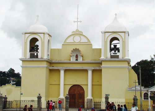 Parroquia de San Martín Jilotepeque, Guatemala