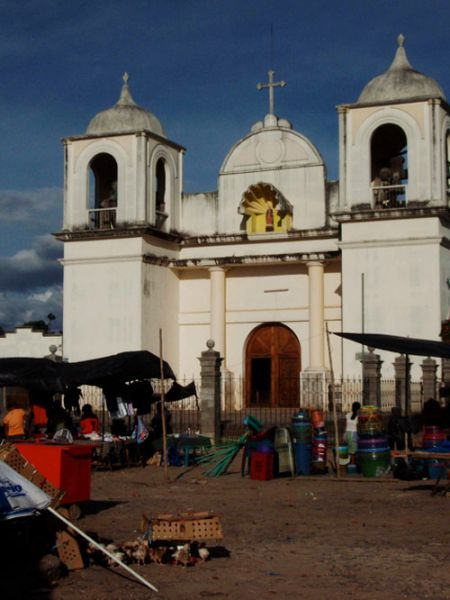Parroquia de San Martín Jilotepeque, Chimaltenango