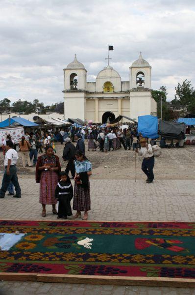 Parroquia de Jilotepeque, Chimaltenango, Guatemala