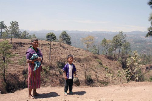 Pobladores San Martín Jilotepeque, Chimaltenango