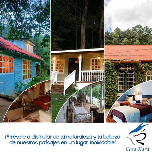 Lugares Reserva Natural Molino Helvetia, Chimaltenango