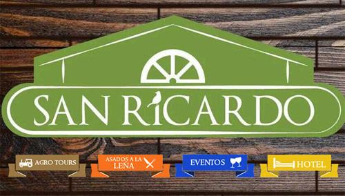 Logotipo de San Ricardo Farm & Lodge, Chimaltenango