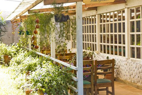 Restaurante de San Ricardo Farm & Lodge, Chimaltenango