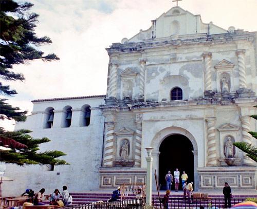 Catedral San Francisco de Asis, Tecpán, Chimaltenango.