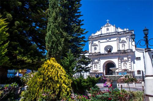 Catedral San Francisco de Asis, Tecpán, Guatemala