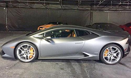 Lamborghini Otto Perez Guatemala