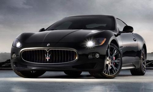 Maserati Gran Turismo Otto Perez