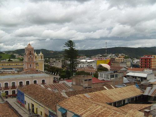 Calles de de Huehuetenango, Huehuetenango