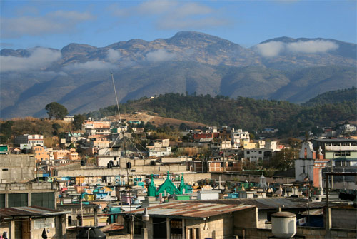 Valle de Huehuetenango, Huehuetenango