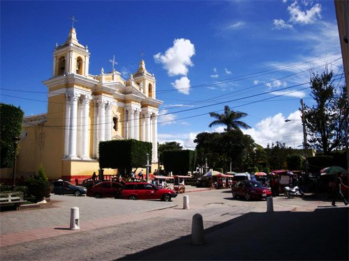 Catedral de Huehuetenango, Huehuetenango