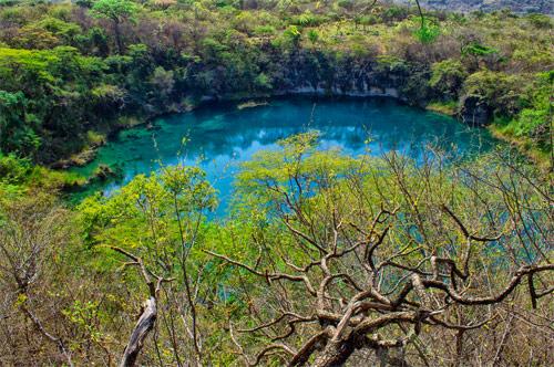 Los Cenotes de Candelaria, Nentón, Huehuetenango, Guatemala. Imágen 5