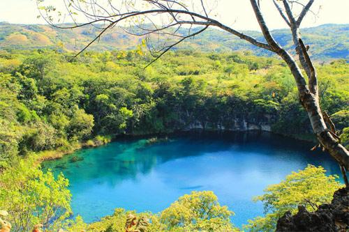 Los Cenotes de Candelaria, Nentón, Huehuetenango, Guatemala. Imágen 2