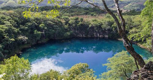 Los Cenotes de Candelaria, Nentón, Huehuetenango, Guatemala. Imágen 4