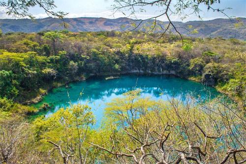 Los Cenotes de Candelaria, Nentón, Huehuetenango, Guatemala. Imágen 1
