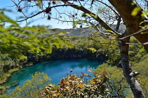 Los Cenotes de Candelaria, Nentón, Huehuetenango, Guatemala. Imágen 3