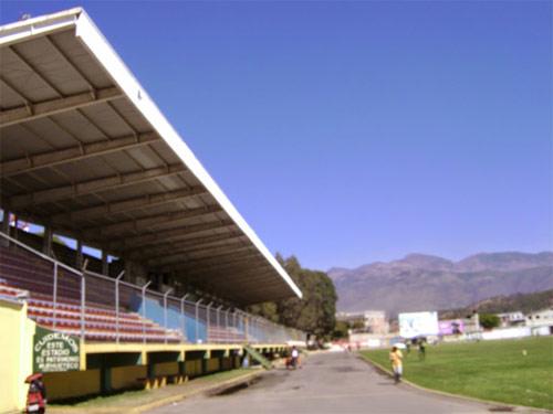 Estadio municipal de Huehuetenango, Huehuetenango