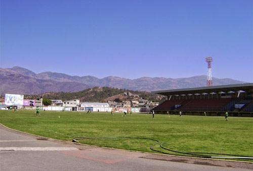 Estadio del municipio de Huehuetenango, Huehuetenango