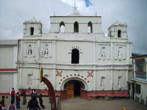 Catedral de San Mateo Ixtatán, Huehuetenango