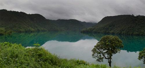 Laguna Brava, Huehuetenango, Guatemala