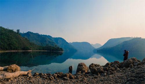 Laguna Yolnabaj o Laguna Brava, Nentón, Huehuetenango