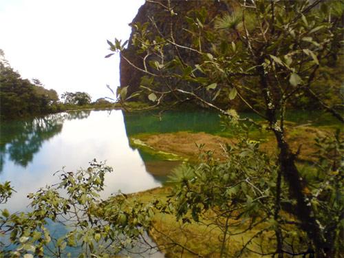 Laguna Magdalena, Comunidad Magdalena, Chiantla, Huehuetenango, Guatemala. Imágen 7