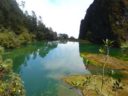 Laguna Magdalena, Comunidad Magdalena, Chiantla, Huehuetenango, Guatemala. Imágen 8