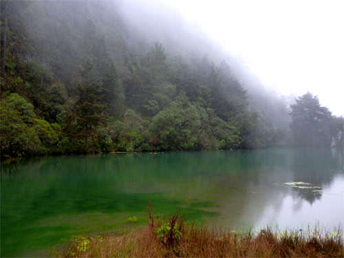 Laguna Magdalena, Comunidad Magdalena, Chiantla, Huehuetenango, Guatemala. Imágen 6
