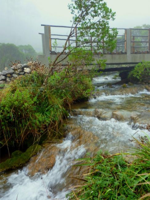 Puente de la Laguna Magdalena, Chiantla, Huehuetenango