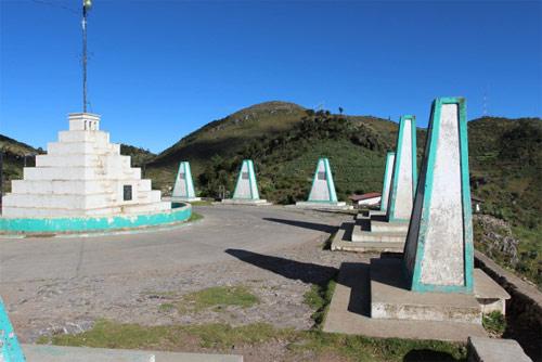 Mirador Juan Diéguez Olaverri, rumbo a Todos Santos Cuchumatán, Huehuetenango