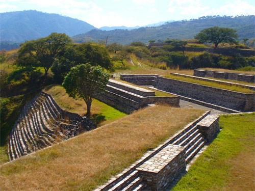 Chwa Nima Ab'äj o Mixco Viejo, Chimaltenango, Guatemala