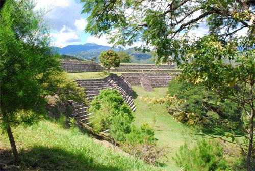 Mixco Viejo, Chimaltenango, Guatemala