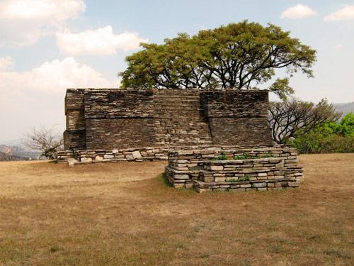 Mixco Viejo, San Martín Jilotepeque, Chimaltenango, Guatemala. Imágen 13