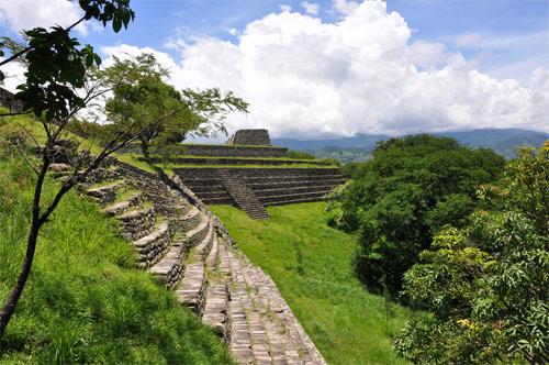 Mixco Viejo, San Martín Jilotepeque, Chimaltenango Guatemala