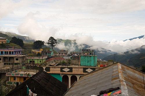 Casas en San Mateo Ixtatán, Huehuetenango