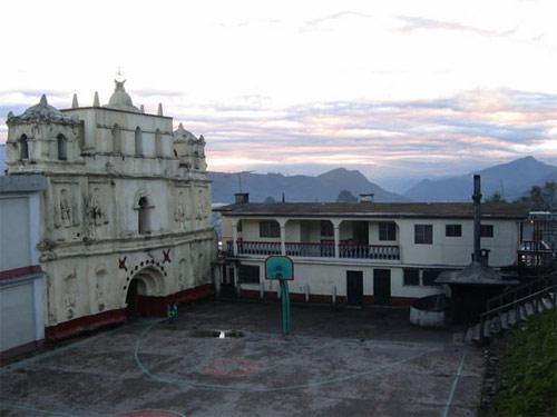 San Mateo Ixtatán, Huehuetenango, Guatemala.