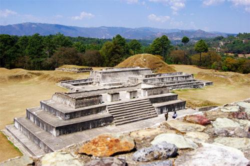 Parque Arqueológico Zaculeu, Huehuetenango, Huehuetenango