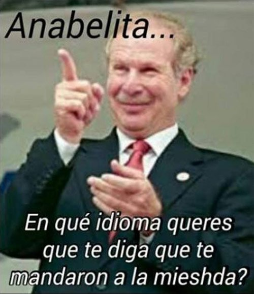 Meme Alvaro Arzu