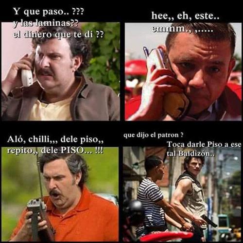 Meme Baldizon Narco