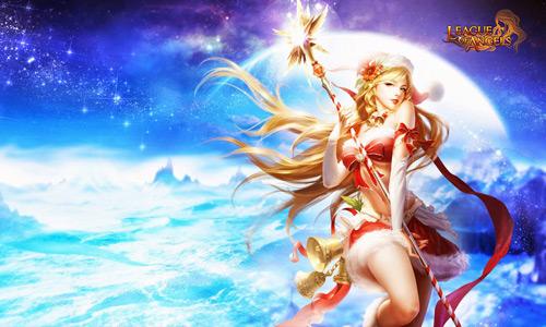 Claudia league of angels