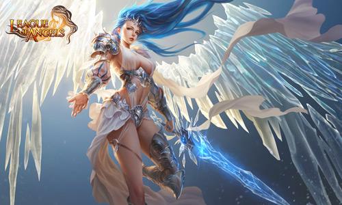 Glacia league of angels