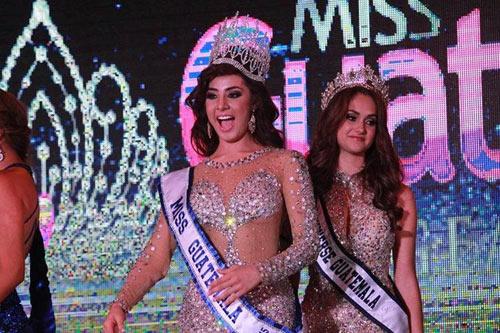 Jeimmy Aburto Miss Guatemaa 2015