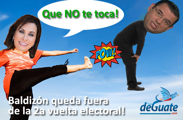 Meme Sandra Torres Manuel Baldizon